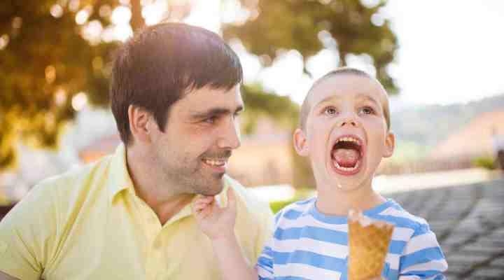 I Scream, You Scream, Your Teeth Scream for Ice Cream!