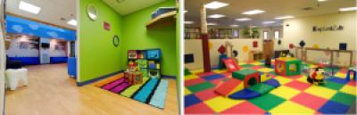 images via Paramount Pediatrics (L)and ExploreZone (R)