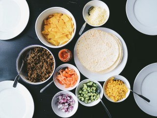 Delta Dental of Virginia - Taco Tuesday Taco Bar