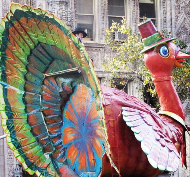 We love the Macy's Thanksgiving Day Parade! Here's why: