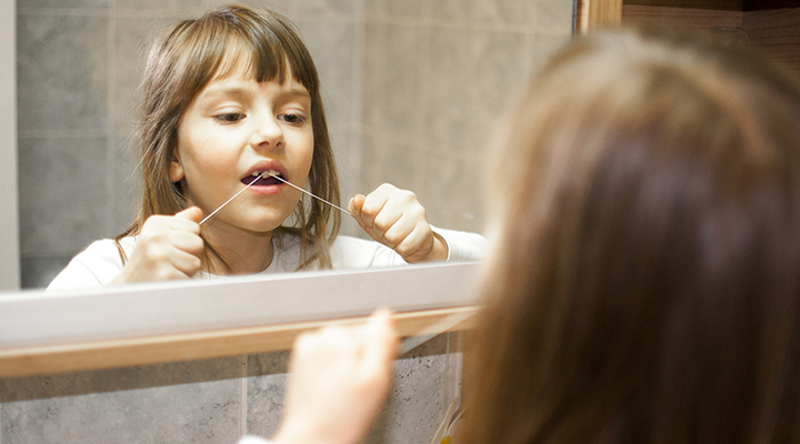 Kids and Flossing: Establishing Good Oral Health Habits Early