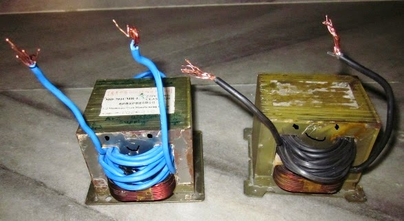 Microwave Oven Transformers (MOT)