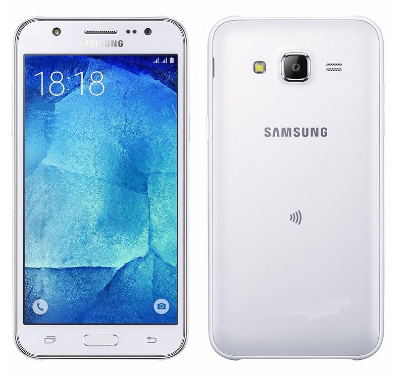 Samsung Galaxy J5 and J7