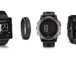 Garmin Launches GPS Smartwatches