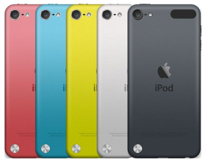 Apple upgrades iPod Touch 6th Gen