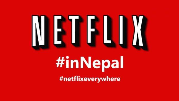 Neftlix in Nepal