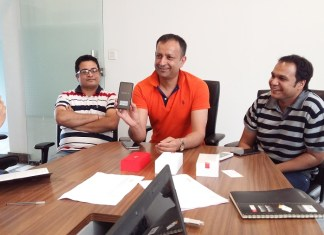 One Plus Launch Bloggers Meet in Nepal