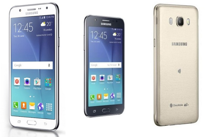 Samsung Galaxy J5 & J7 2016 price in Nepal with review