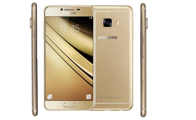 Samsung Galaxy C Series Vs A