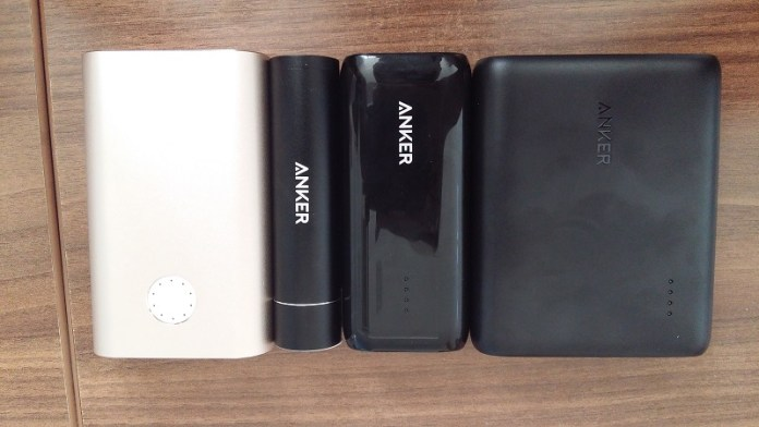 Original Anker power banks price