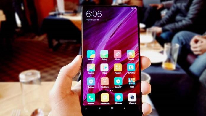 Xiaomi Mi Mix price in Nepal, review