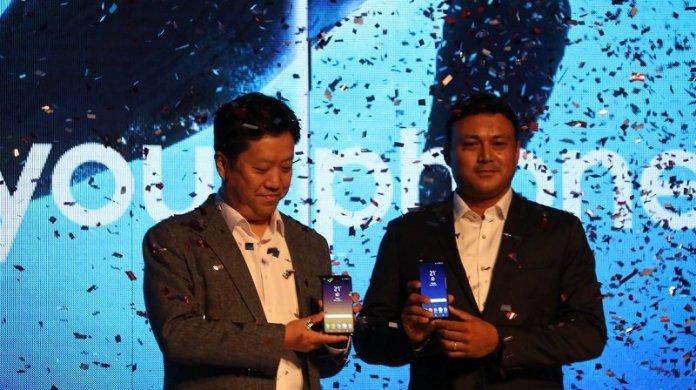 Samsung Galaxy S8, S8+ launch in Nepal