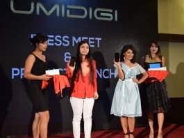 UMIDIGI Phones launch in Nepal