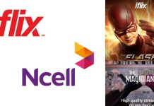 iflix launched in Nepal with Ncell