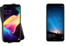 Huawei Nova 2i vs Oppo F5