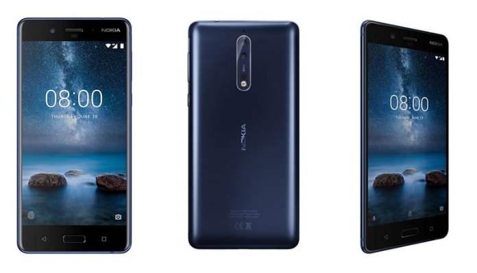 Nokia 8 price in Nepal, impression, specs