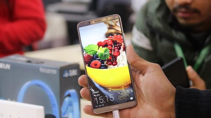 Huawei Mate 10 Pro in Nepal, Can InfoTech