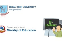 Nepal Open University, online learning in Nepal