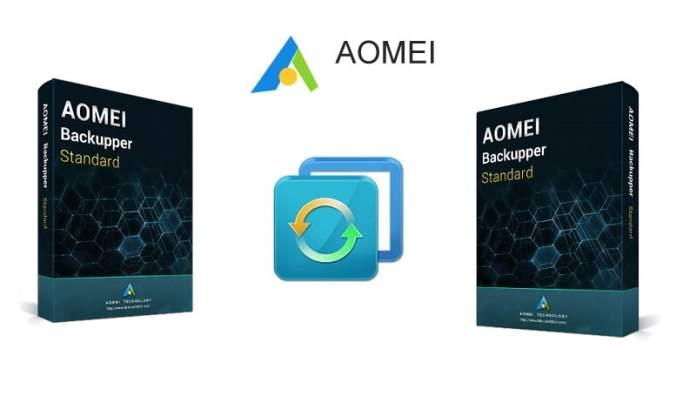 AOMEI Backupper full review