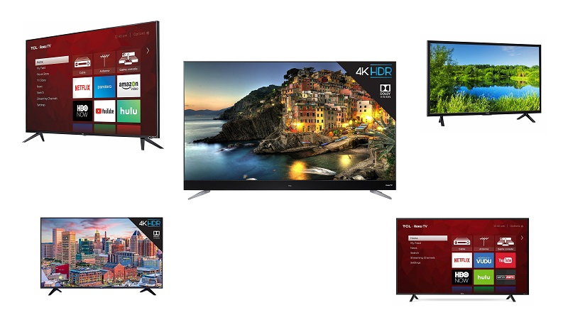 Official Latest TCL (TV) Televisions prices in Nepal 2018