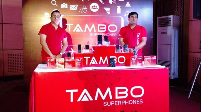 Tambo mobiles launch event Nepal, Kathmandu