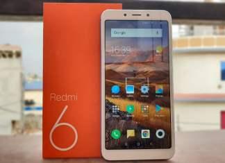 Xiaomi Redmi 6 Impressions MIUI 10