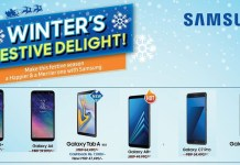 Samsung Nepal Winter Festive Delight 2075 Offers, discounts