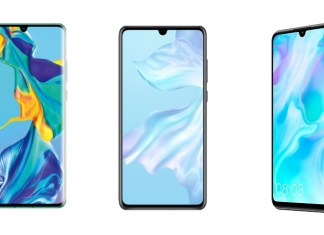Huawei P30 series prebooking in Nepal