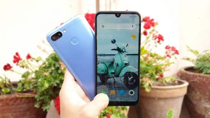 Xiaomi Redmi 7 vs Redmi 6 comparison