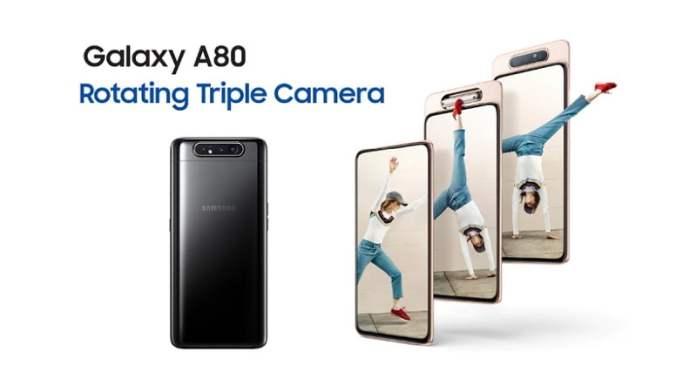 Samsung Galaxy A80 Models