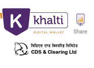 Pay Demat and MeroShare fees using Khalti