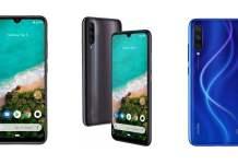 XiaoMi Mi A3 Render Models