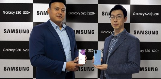 Samsung Galaxy S20 Launch Event