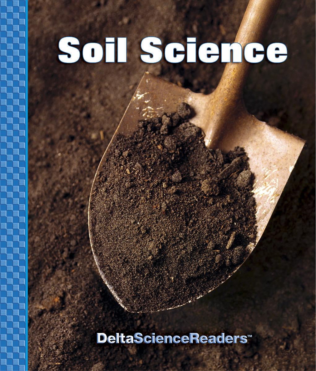 Delta Science Readers Soil - Education