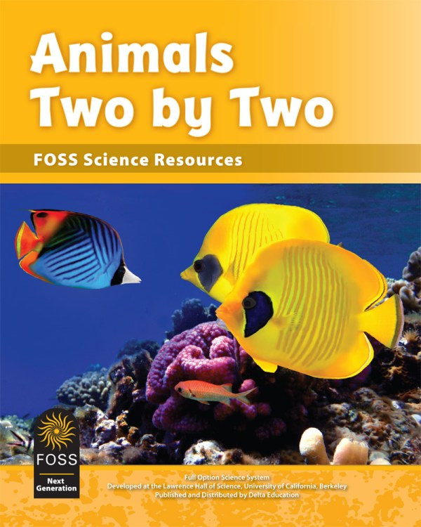 Foss Generation Animals Two Science Resources