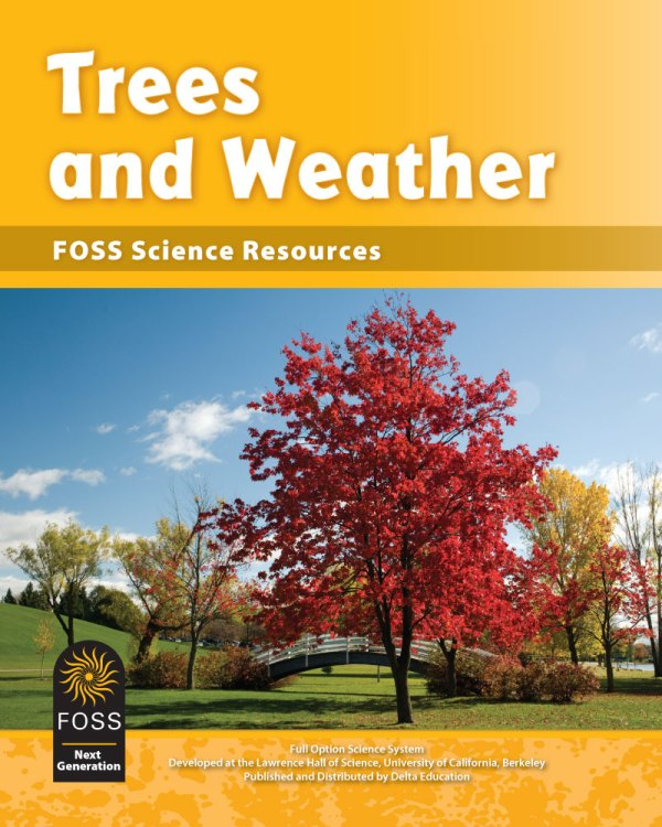 Foss Generation Trees And Weather Science Resources