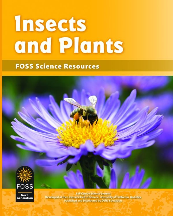 Foss Generation Insects And Plants Science Resources