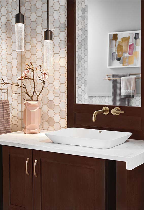 brass bathroom faucets delta faucet