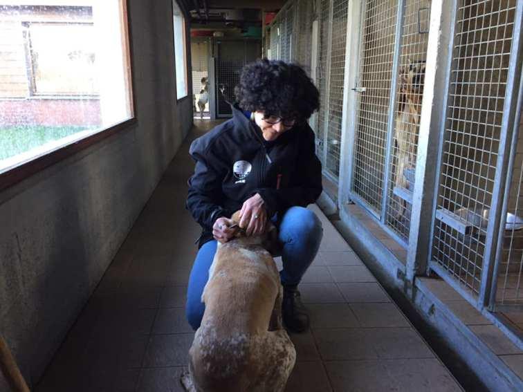 Emilie, soigneur animalier