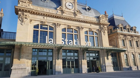 la station 1