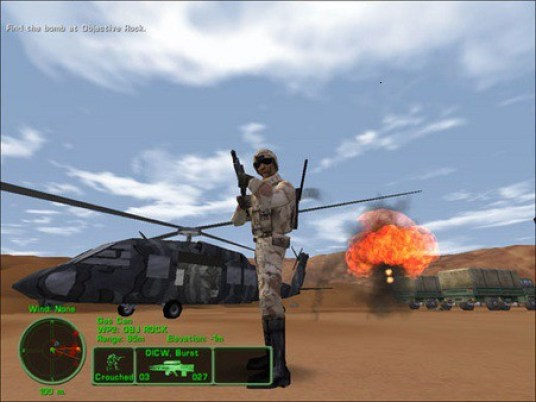 Delta Force 3 PC game