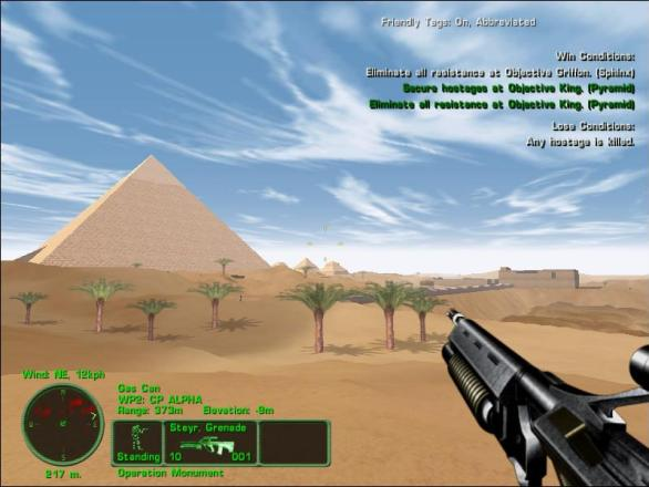 Delta force 2 Game