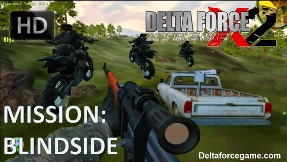 Missions Delta Force Xtreme 2