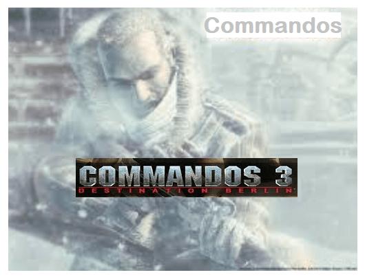 Commandos 3: Destination Berlin Free Download for Windows 10, 8, 7
