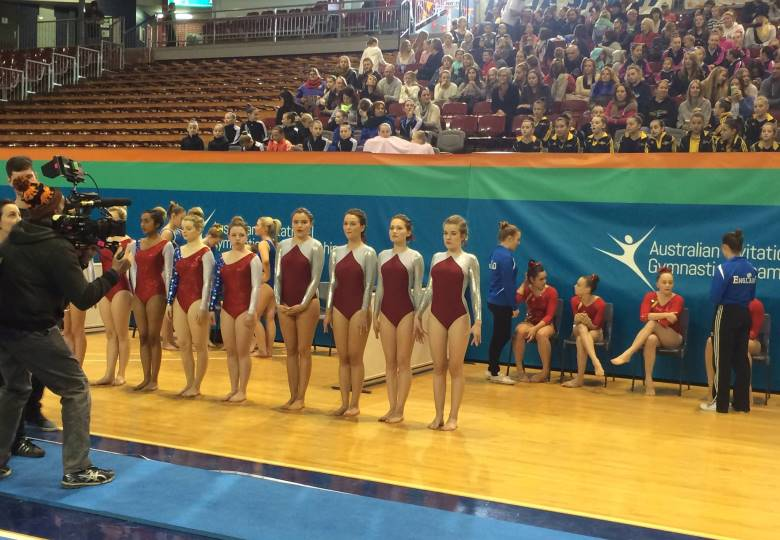 Raising the Bar – Delta Gymnasts in the Spotlight!