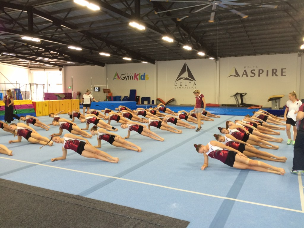 Delta Aspire Gymnasts Lead the Way for QLD
