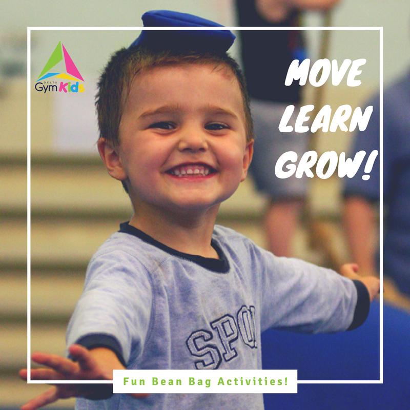 Fun Ways to Enhance Childhood Development Using a Bean Bag!