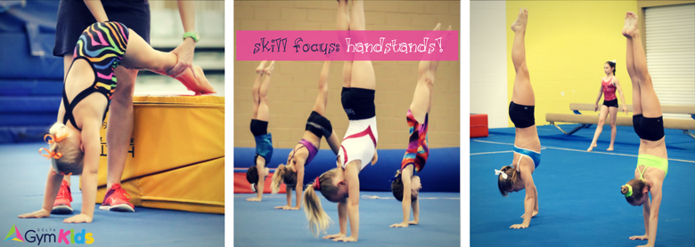 The Handstand!
