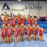 Delta Gymnastics Brisbane & Gold Coast