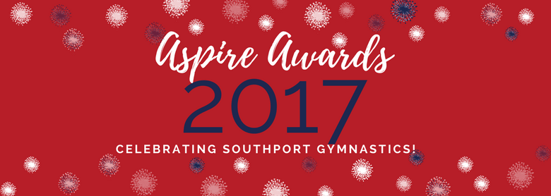Aspire Annual Awards 2017 – Celebrating Southport Gymnastics!